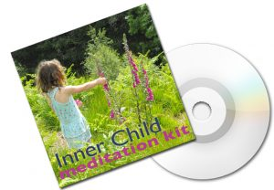 inner child Karina Ladet CD cover